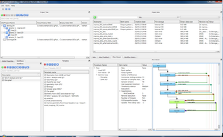 Project/workflow management