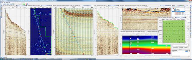 Velocity analysis 3D